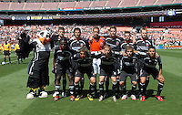 DC United Starting XI. DC United defeated Chivas USA 2-1, at RFK Stadium in Washington DC, Sunday May 6, 2007.