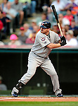 4 September 2009: Minnesota Twins' designated hitter Jason Kubel in action against the Cleveland Indians at Progressive Field in Cleveland, Ohio. The Indians defeated the Twins 5-2 to take the first game of their three-game weekend series. Mandatory Credit: Ed Wolfstein Photo