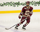 Haley Skarupa (BC - 22) - The visiting Boston College Eagles defeated the Harvard University Crimson 2-0 on Tuesday, January 19, 2016, at Bright-Landry Hockey Center in Boston, Massachusetts.
