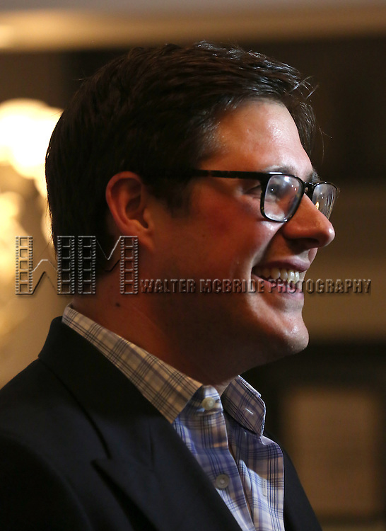 Rich Sommer attends 'The Unavoidable Disappearance Of Tom Durnin' Opening Night After Party at Laura Pels Theatre on June 27, 2013 in New York City.
