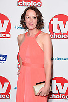 Jessica Ransom<br /> at the TV Choice Awards 2018, Dorchester Hotel, London<br /> <br /> ©Ash Knotek  D3428  10/09/2018