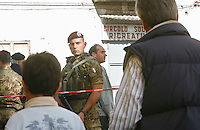 CASAL DI PRINCIPE (CASERTA)Stanislao Cantelli è stato ucciso in pieno centro ,la vittima ero lo zio di Luigi Diana un pentito del clan dei casalesi