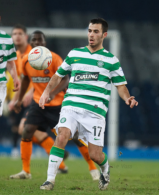 Marc Crosas, Celtic