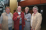 Lilie Callan, Sheila Hudson, Felicity Matthews and Nelly Brennan at the Launch of Drogheda Writes 2...Photo NEWSFILE/Jenny Matthews.(Photo credit should read Jenny Matthews/NEWSFILE)....This Picture has been sent you under the condtions enclosed by:.Newsfile Ltd..The Studio,.Millmount Abbey,.Drogheda,.Co Meath..Ireland..Tel: +353(0)41-9871240.Fax: +353(0)41-9871260.GSM: +353(0)86-2500958.email: pictures@newsfile.ie.www.newsfile.ie.FTP: 193.120.102.198.