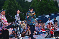 "Washington, DC - July 3, 2017: The Beach Boys perform at the ""Capitol Fourth"" rehearsal concert on the west lawn of the U.S. Capitol July 3, 2017  (Photo by Don Baxter/Media Images International)"