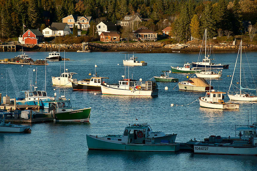 Northeast Harbor, Maine, ME, USA