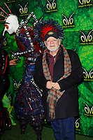 LONDON, ENGLAND - JANUARY 10: Sir David Jason attending 'Cirque du Soleil - OVO' at the Royal Albert Hall on January 10, 2018 in London, England.<br /> CAP/MAR<br /> &copy;MAR/Capital Pictures