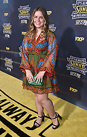 """HOLLYWOOD - SEPTEMBER 24: Jessie Ennis attends the red carpet premiere event for FXX's """"It's Always Sunny in Philadelphia"""" Season 14 at TCL Chinese 6 Theatres on September 24, 2019 in Hollywood, California. (Photo by Stewart Cook/FXX/PictureGroup)"""