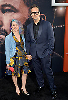 """LOS ANGELES, CA: 01, 2020: Charity Stashwick & Todd Stashwick at the world premiere of """"The Way Back"""" at the Regal LA Live.<br /> Picture: Paul Smith/Featureflash"""
