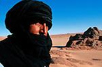Algeria Tassili Hoggar sahara