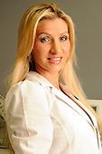 Stock Photo of Woman Medical Technician