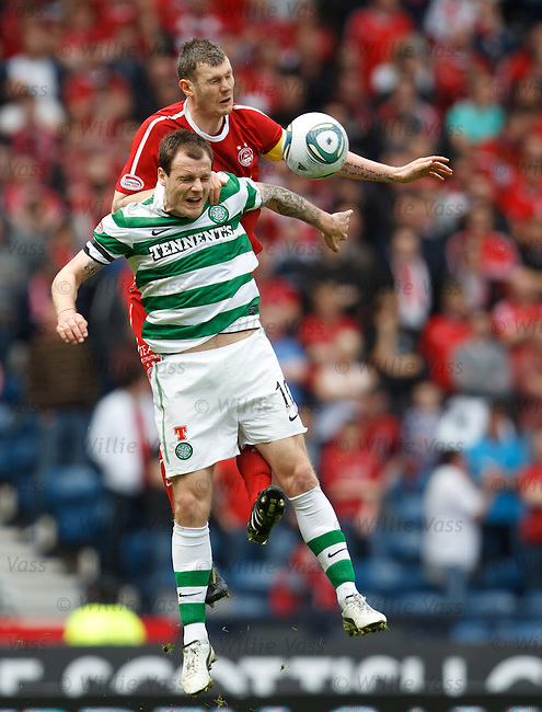 Anthony Stokes and Zander Diamond