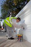 Crown Paints, White Bridge, WGC  24th September 2011