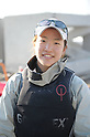 Manami Doi, FEBURARY 12, 2012 - Sailing : 2012 Int Laser Radial Class Japan National team and the World Championship team selection race, at Hayama, Kanagawa, Japan. ..(Photo by Atsushi Tomura/AFLO SPORT) [1035]
