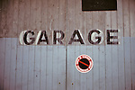 Garage - Don't Park Cars In Front Of Garage