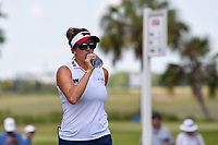 Gerina Piller (USA) heads down 5 during round 3 of the 2019 US Women's Open, Charleston Country Club, Charleston, South Carolina,  USA. 6/1/2019.<br /> Picture: Golffile | Ken Murray<br /> <br /> All photo usage must carry mandatory copyright credit (© Golffile | Ken Murray)