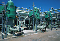 Geothermal power plant, Reno, Nevada