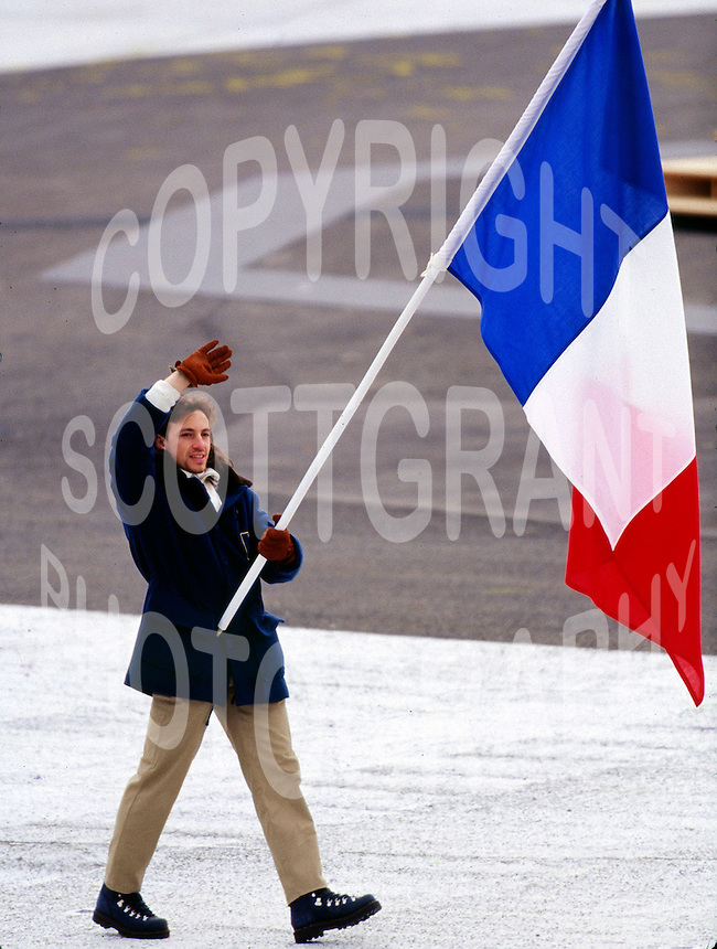 Philippe Candeloro France. 1998 Olympics Nagano. Photo Scott Grant