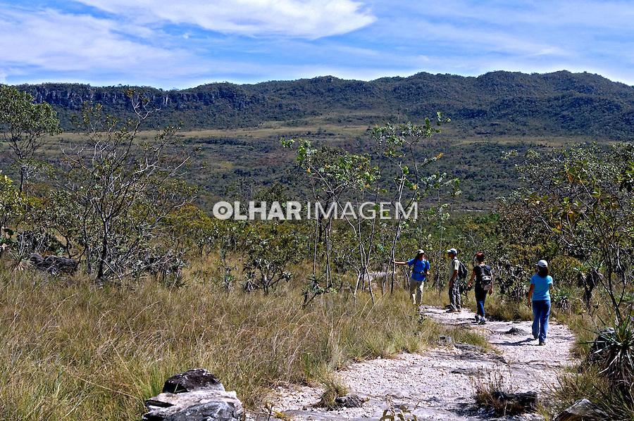 Parque Nacional da Chapada dos Veadeiros. Goiás. Foto de João Caldas.
