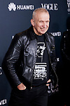 Jean-Paul Gaultier attends to 'Vogue Who's On Next' awards photocall at Gran Maestre Theatre in Madrid, Spain. May 23, 2019. (ALTERPHOTOS/A. Perez Meca)