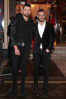 Rylan Clarke arriving for the I Can't Sing Press Night, at the Paladium, London. 26/03/2014 Picture by: Alexandra Glen / Featureflash
