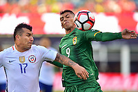 Copa America, Chile (CHI) vs Bolivia (BOL), June 10, 2016