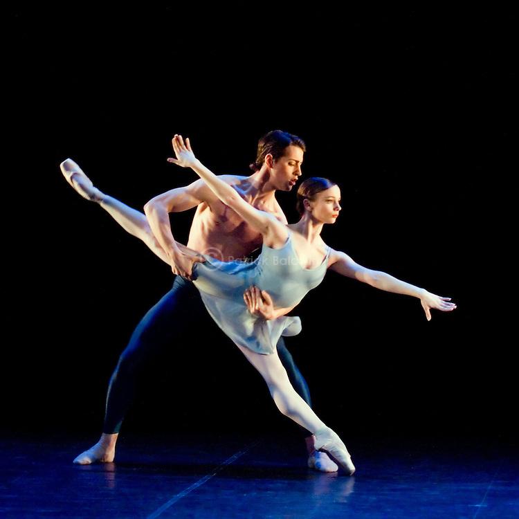 "English National Ballet's mixed bill ""A Million Kisses To My Skin"" Trois Gnossiennes, Maria Kochetkova, James Forbat"