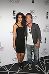 Model Nina Marie Daniele and One Model Management Founder Scott Lipps Attend E!'s 2016 Spring NYFW Kick Off party at The Standard, High Line, Biergarten & Garden