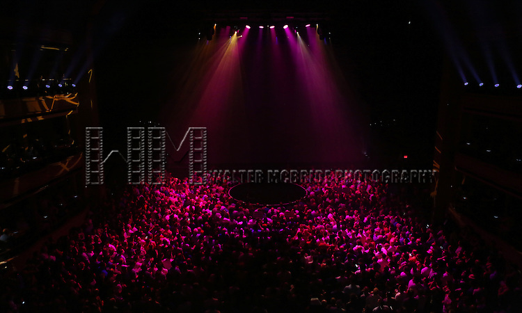 Crowds &amp; Atmosphere at Broadway Cares/Equity Fights AIDS' <br /> &quot;Broadway Bares, Rock Hard!&quot; at Hammerstein Ballroom June 22, 2014 in New York City.