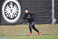 Jonathan de Guzman (Eintracht Frankfurt) - 20.02.2019: Eintracht Frankfurt Training, UEFA Europa League, Commerzbank Arena, DISCLAIMER: DFL regulations prohibit any use of photographs as image sequences and/or quasi-video.