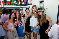 Tracey Grossman, Nicole Shire, Wendy Weinman, Cori Morgen / Cynthia Rowley, Pret a Surf, Sleepy Jones and Grass Root Juices Summer Cocktail Party