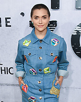"""09 May 2019 - Beverly Hills, California - Alyson Stoner. National Geographic Screening of """"The Hot Zone"""" held at Samuel Goldwyn Theater. <br /> CAP/ADM/BB<br /> ©BB/ADM/Capital Pictures"""