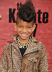 "WESTWOOD, CA. - June 07: Willow Smith arrives at ""The Karate Kid"" Los Angeles Premiere at Mann Village Theatre on June 7, 2010 in Westwood, California."