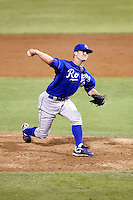 Cole White - AZL Royals.Photo by:  Bill Mitchell/Four Seam Images..
