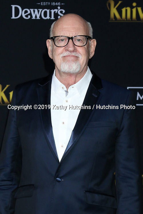 """LOS ANGELES - NOV 14:  Frank Oz at the """"Knives Out"""" Premiere at Village Theater on November 14, 2019 in Westwood, CA"""