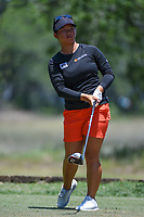 Megan Khang (USA) watches her tee shot on 5 during round 3 of the 2019 US Women's Open, Charleston Country Club, Charleston, South Carolina,  USA. 6/1/2019.<br /> Picture: Golffile | Ken Murray<br /> <br /> All photo usage must carry mandatory copyright credit (© Golffile | Ken Murray)