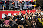 2019/02/03 Tokyo, Setsubun (Mamemaki) or Spring Festival at Zojo-ji Temple is held the day before beginning of Spring.<br /> (Photos by Michael Steinebach / AFLO)