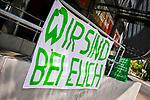 Im Bild: Banner / Fanbanner / Zuspruch, <br /><br /><br />Sport: nphgm001: Fussball: 1. Bundesliga: Saison 19/20: 34. Spieltag: SV Werder Bremen vs 1.FC Koeln 27.06.2020 <br /><br />Foto: Rauch/gumzmedia/nordphoto<br /><br />EDITORIAL USE ONLY