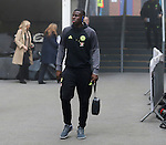 Chelsea's Kurt Zouma arrives for the match during the Premier League match at Selhurst Park Stadium, London. Picture date December 17th, 2016 Pic David Klein/Sportimage