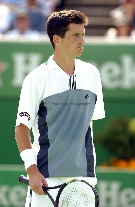 Tim Henman, Australian Tennis Open 2004, Melbourne, Australia