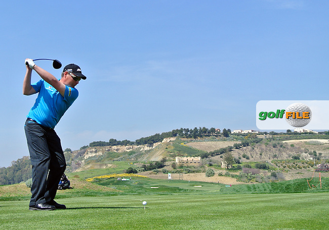 on Day 2 of the 2012 Sicilian Open at Verdura Golf and Spa Resort, Sicily, Italy...(Photo Jenny Matthews/www.golffile.ie)
