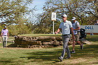 Charles Howell III (USA) departs the 12th tee during round 1 of the World Golf Championships, Dell Match Play, Austin Country Club, Austin, Texas. 3/21/2018.<br /> Picture: Golffile | Ken Murray<br /> <br /> <br /> All photo usage must carry mandatory copyright credit (&copy; Golffile | Ken Murray)