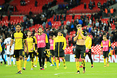 13th September 2017, Wembley Stadium, London, England; Champions League Group stage, Tottenham Hotspur versus Borussia Dortmund; A dejected Lukasz Piszczek of Borussia Dortmund as his team lose 3-1