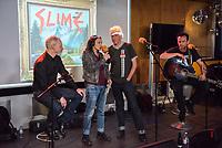 2017/09/26 Musik | Slime Live @ radio1