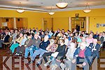 TALK: Large crowds attended the Roger Casement talk held at the Mount Brandon Hotel, Tralee, Saturday afternoon last.