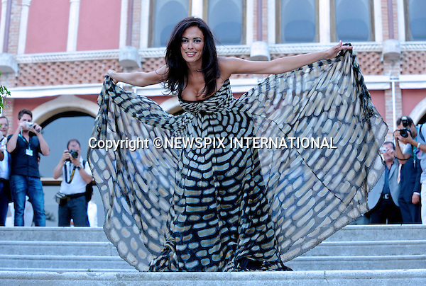 "MARIAGRAZIA CUCINOTTA.at the  Venice Film Festival , Venice_01/09/2009.Mandatory Credit Photo: ©NEWSPIX INTERNATIONAL..**ALL FEES PAYABLE TO: ""NEWSPIX INTERNATIONAL""**..IMMEDIATE CONFIRMATION OF USAGE REQUIRED:.Newspix International, 31 Chinnery Hill, Bishop's Stortford, ENGLAND CM23 3PS.Tel:+441279 324672  ; Fax: +441279656877.Mobile:  07775681153.e-mail: info@newspixinternational.co.uk"