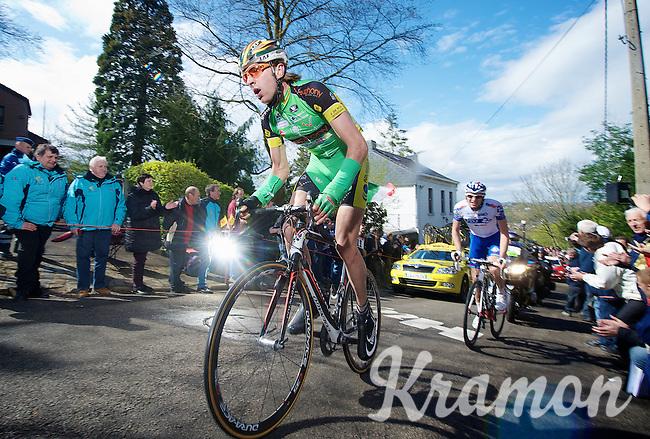 Fleche Wallonne 2012..Dirk Bellemakers