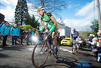 Fleche Wallonne 2012..Dirk Bellemakers