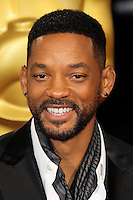 HOLLYWOOD, LOS ANGELES, CA, USA - MARCH 02: Will Smith at the 86th Annual Academy Awards held at Dolby Theatre on March 2, 2014 in Hollywood, Los Angeles, California, United States. (Photo by Xavier Collin/Celebrity Monitor)
