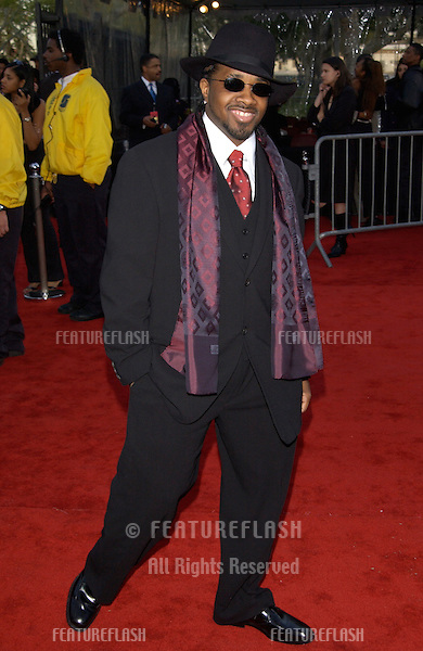 JERMAINE DUPREE at the 16th Annual Soul Train Music Awards in Los Angeles..20MAR2002.  © Paul Smith / Featureflash